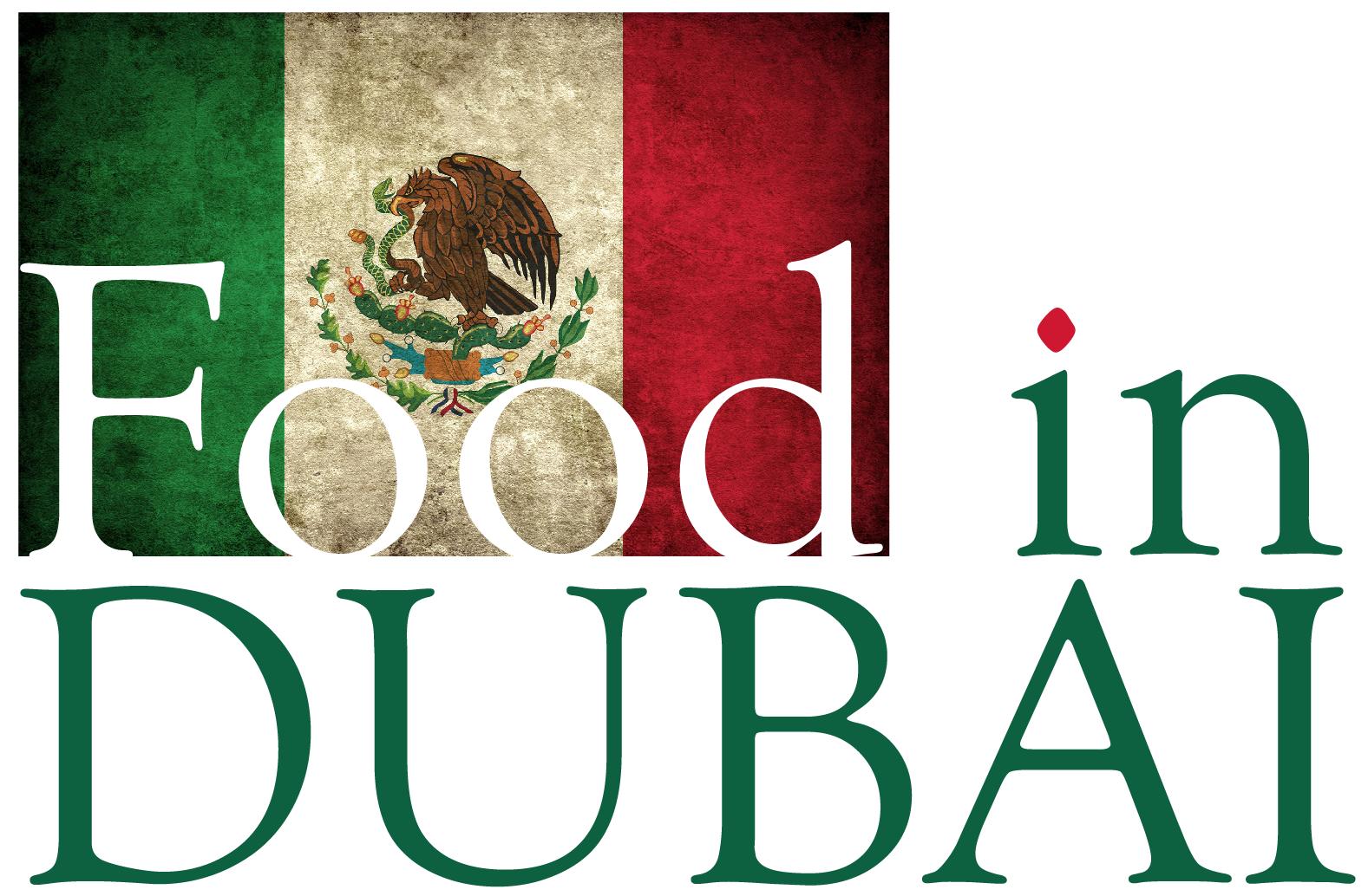 Comida mexicana en Dubai