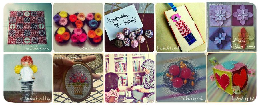handmade by kikols