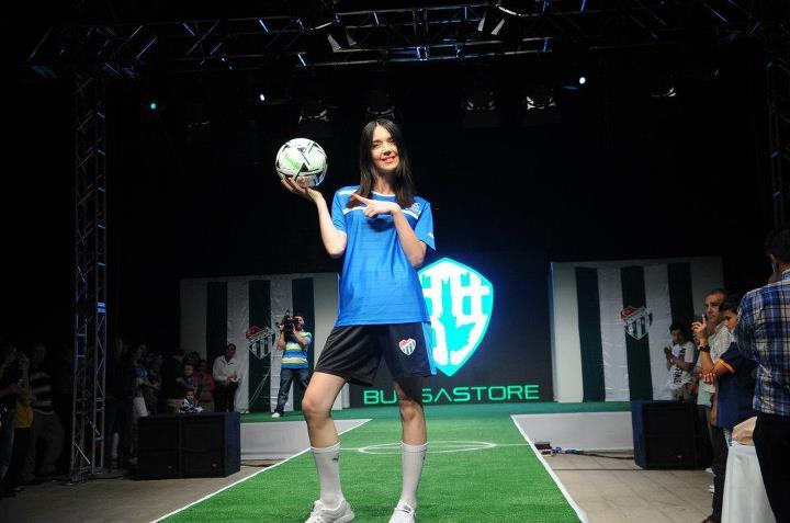 2012   2013 Sezonu Bursaspor Mavi Forma