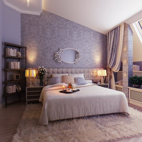 Keep it fancy luxurious bedroom ideas for Luxurious bedroom interior design ideas