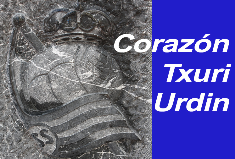 Corazn Txuri Urdin
