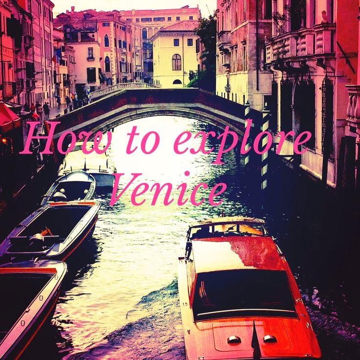 Explore-Venice