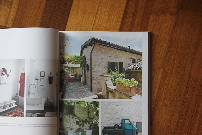 Not Only Does The Magazine Feature Interiors, It Also Provides Inspiration  On How You Could Furnish Your Backyard Too.