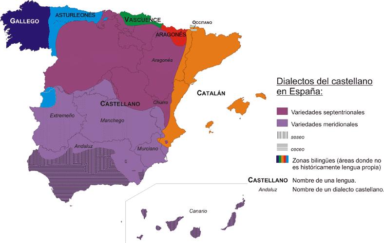 en que pais se habla espanol: