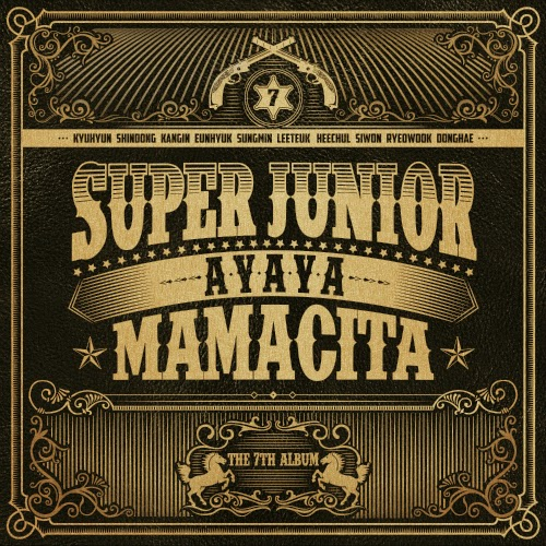 [Album] Super Junior – MAMACITA