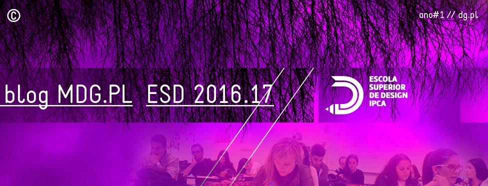 ESD-IPCA // BLOG MDG 2016.17 //