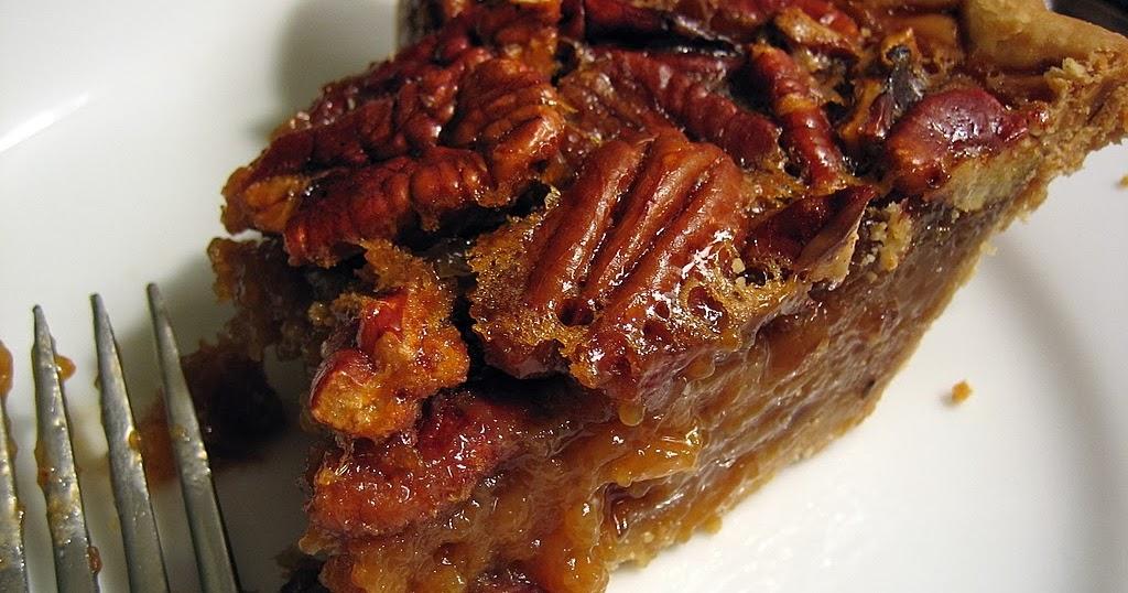 Pecan Pie No Corn Syrup Recipe Old Fashioned