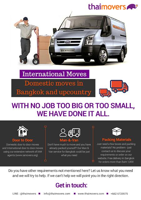 thai moving