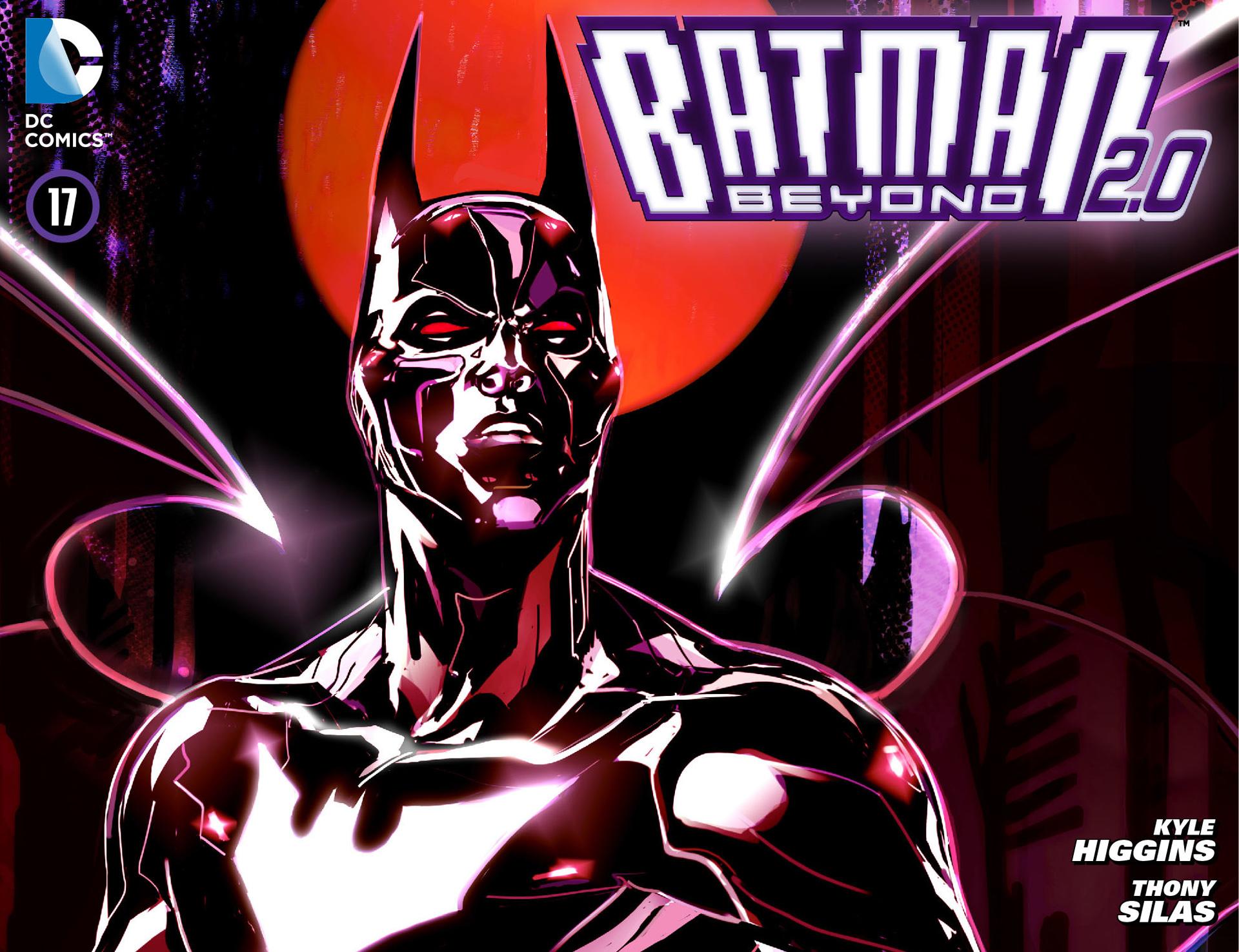 Batman Beyond 2.0 #17 #24 - English 1