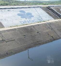 A Barragem Figueiredo no Ceará permitirá a irrigação de 6 mil hectares