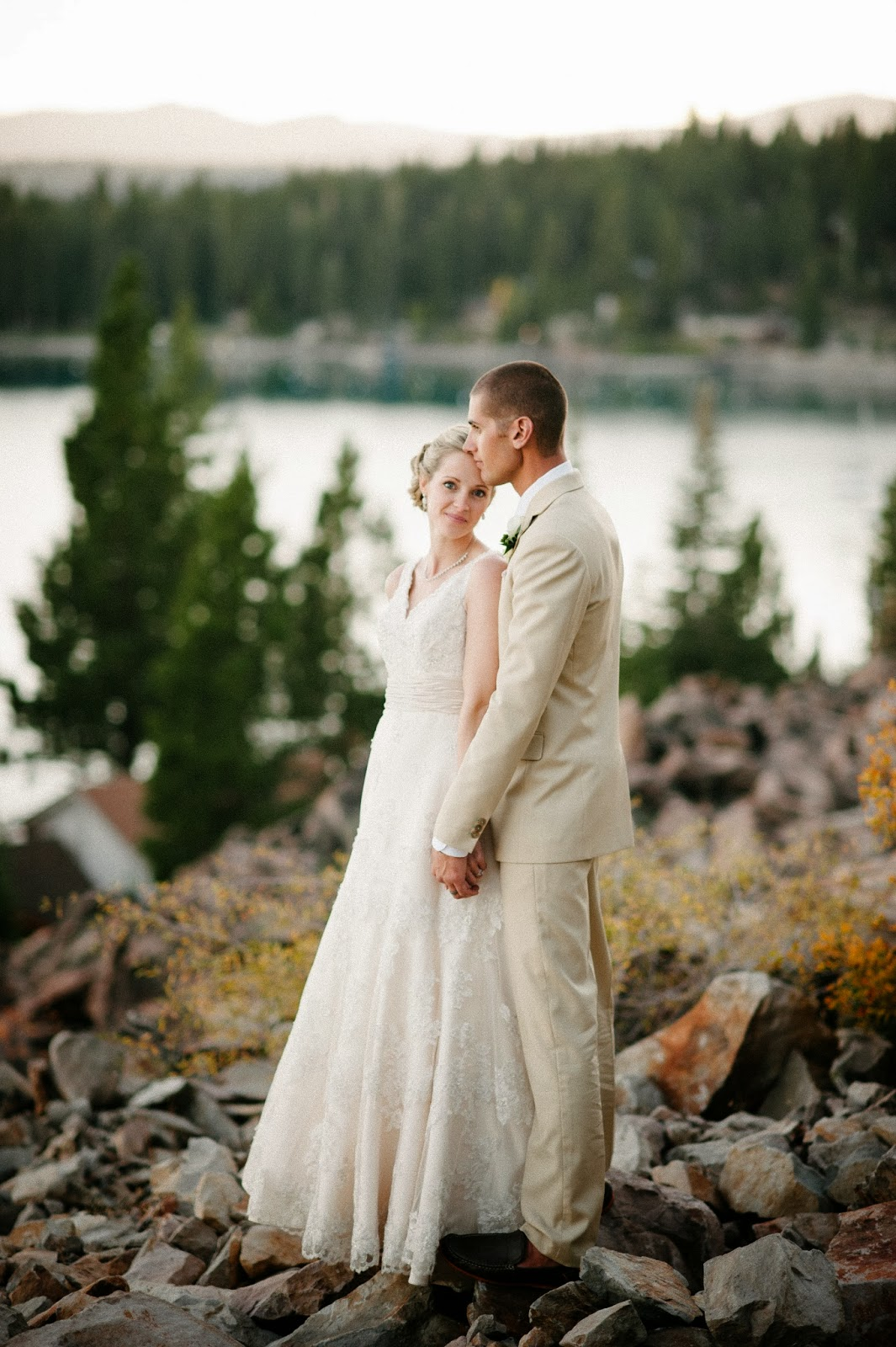 Lake Tahoe Wedding // Acres of Hope Photography // Take the Cake Event Planning