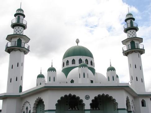 Rindu masjid masjid muhammad ali jinnah memorial st - St joseph convent port of spain trinidad ...