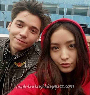 Foto Natasha Wilona Dengan Stefan William