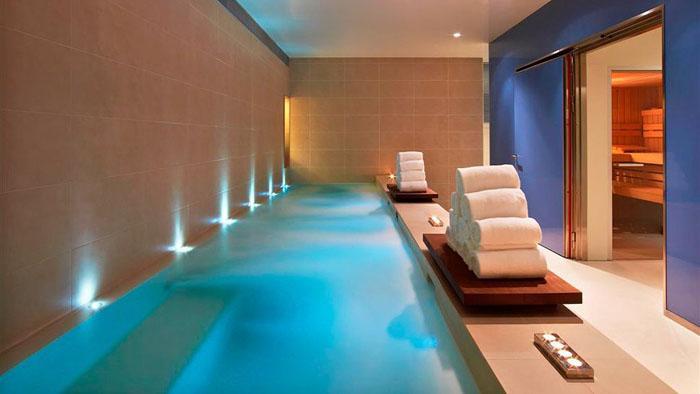 piscinas internas minimalistas minimalistas 2015