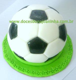 bolo minibolo bola de futebol time de futebol dia dos namorados dia dos pais