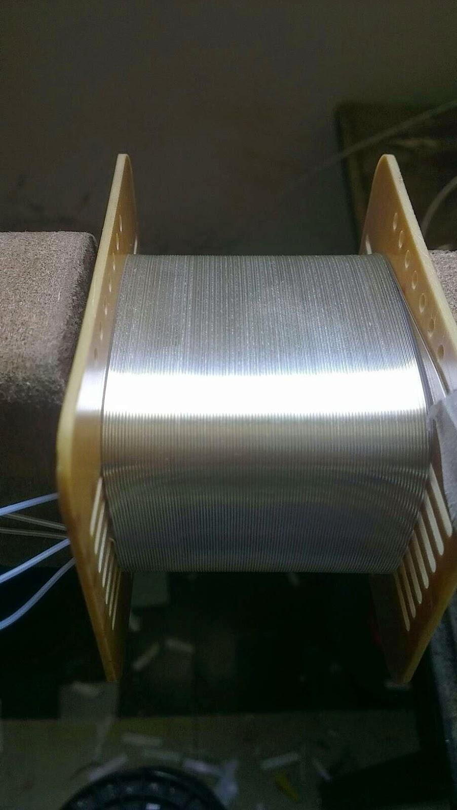 Silver Magnet Wire | J K Audio Design Silver Output Transformer
