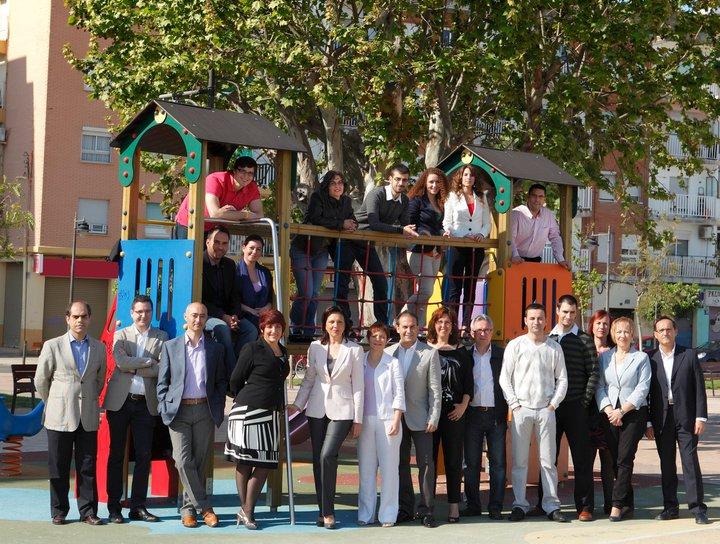 Candidatura PSPV-PSOE Quart de Poblet