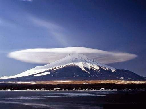 Gambar Awan Keren Spektakuler Terbaru Wallaper Gunung