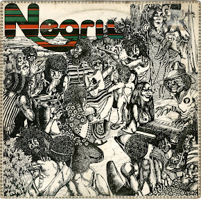 NEGRIL LP KLIK-COM FAMILY MAN BARRETT BASS GUITAR/PETER TOSH RYTHIM GUITAR/JOE HIGGS PERCUSSION