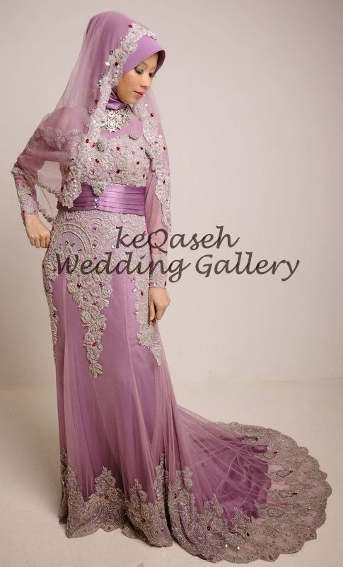 Wedding Dress by Anas Abdullah