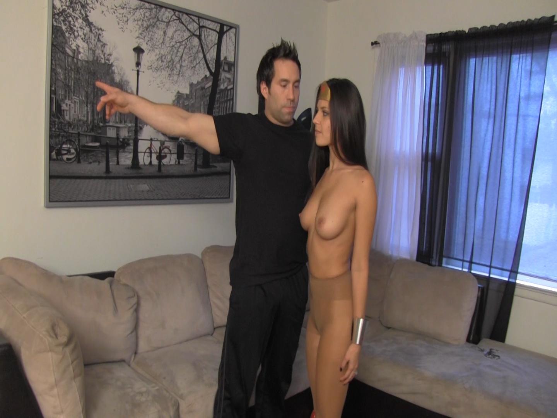 Sexy hypnosis pantyhose