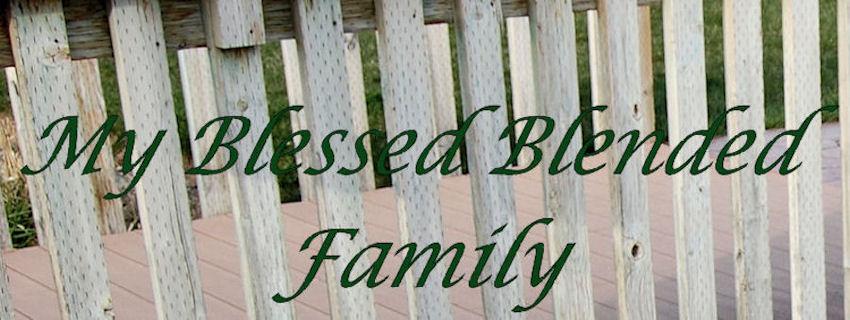 My Blessed Blended Family