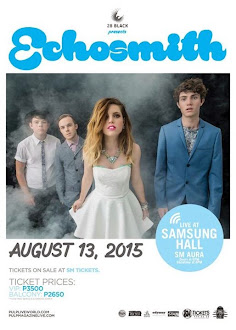 Echosmith Live in Manila
