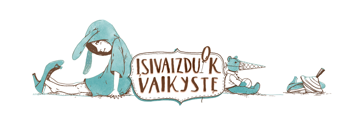 sivaizduok Vaikyst