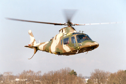 A109M Light ultipurpose Helicopter