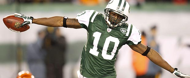 Santonio Holmes Will Return The Jets Five Year Deal