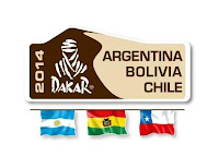 2014 Dakar Rally Logo