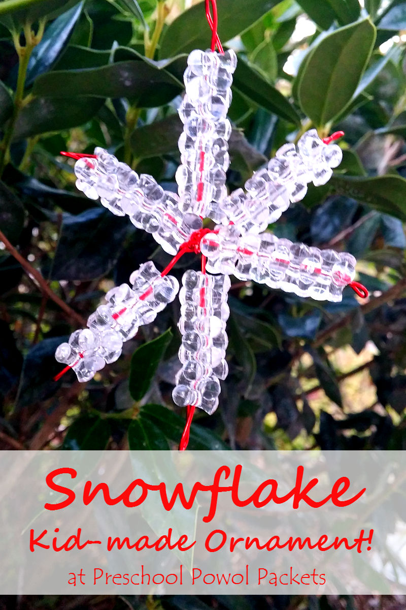 Snowflake ornaments crafts - Of Course It S Also Perfect For When You Plan Out Your Schedule And Have A Fun Educational Picture Book See Below And Related Activity To Share With