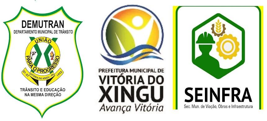 DEPARTAMENTO MUNICIPAL DE TRÂNSITO DE VITÓRIA DO XINGU - DEMUTRAN