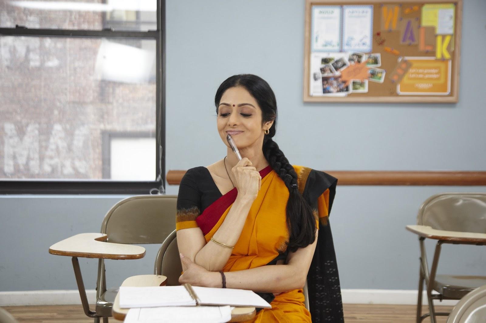 Sridevi Latest Movie Stills