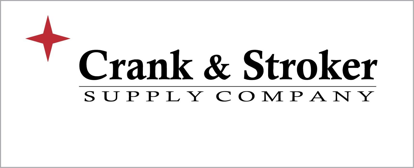Please welcome Crank and Stroker