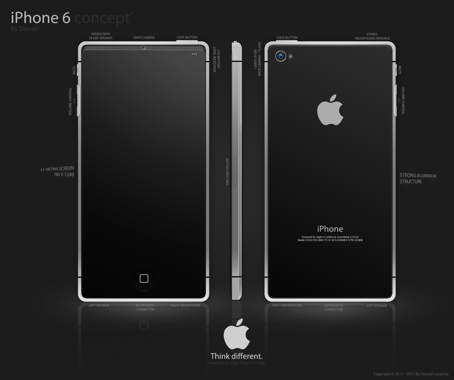 apple is developing the iphone 6 and ios 7 dj bobby fx. Black Bedroom Furniture Sets. Home Design Ideas