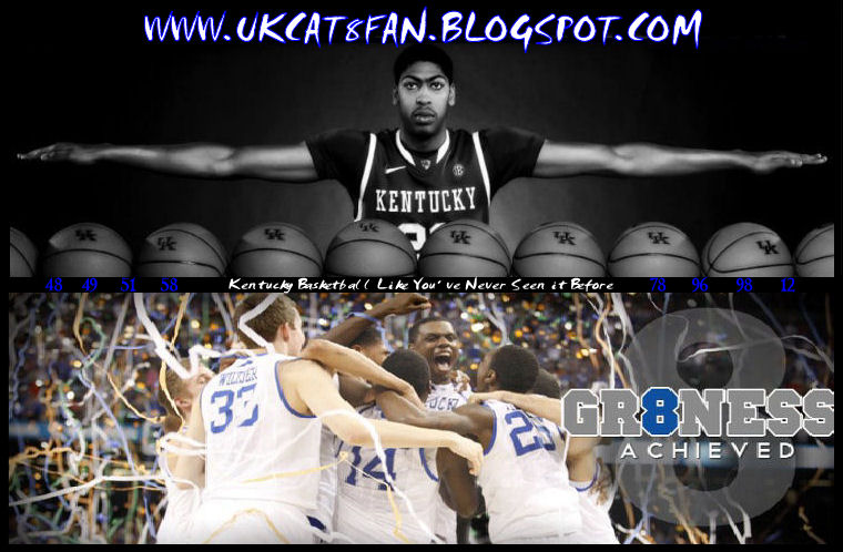 UKCAT8FAN's KENTUCKY VIDS
