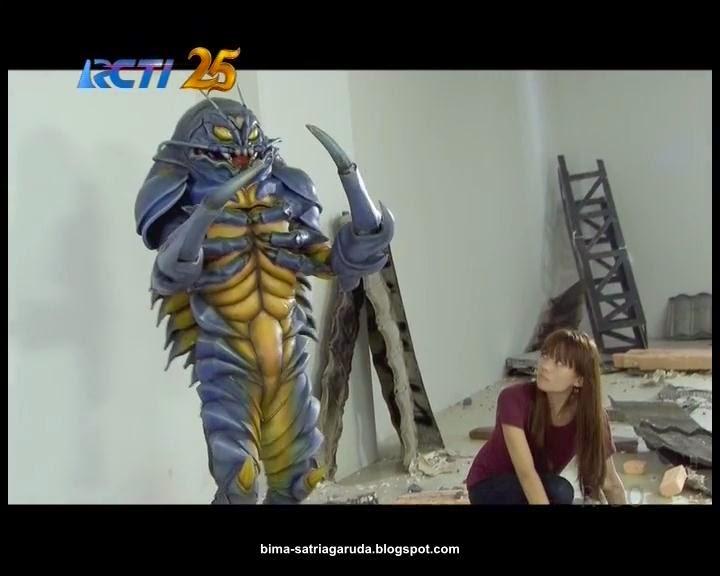 Satria Garuda Bima X Episode 07