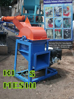 Mesin Perajang / Pencacah / Penggiling Nilam, Serai, Akar Wangi