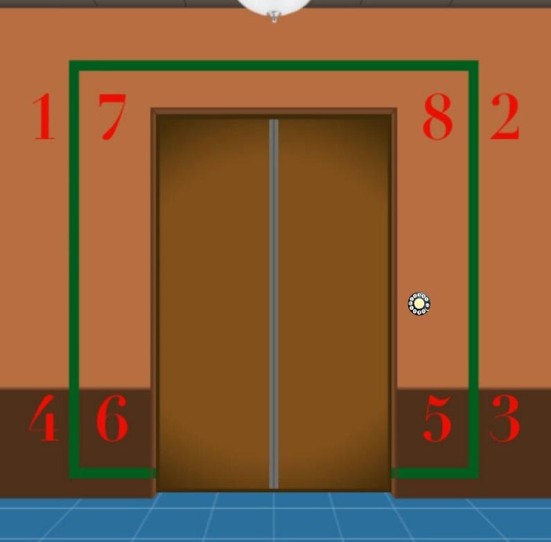 Solved 100 door codes level 1 to 10 walkthrough for 100 door walkthrough