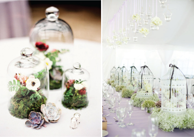 25 Stunning Centerpieces Part 2 Belle the Magazine The Wedding Blog