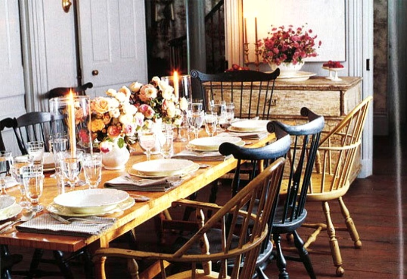 Heir and Space: Windsor Chairs and Benches