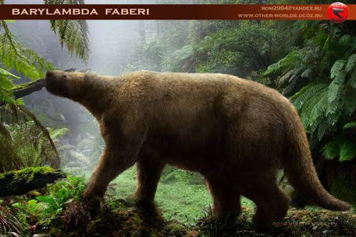 Pantodonta Barylambda