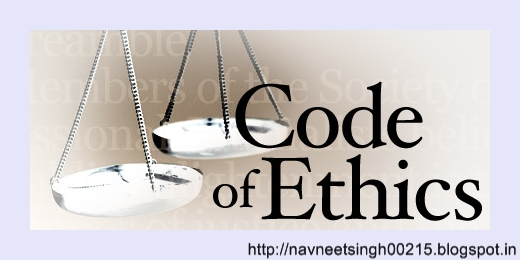 "code of ethical principles and rules The statement of ethical principles is intended to serve as an ""aspirational"" document—ie a set of ideals and ethical goals for all financial aid professionals the code of conduct, on the other hand, is more dogmatic it is intended to enumerate specific rules and."
