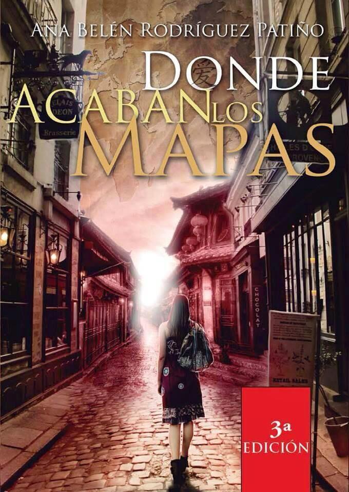 DONDE ACABAN LOS MAPAS