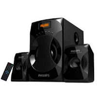 Buy Philips Explode MMS4040F Multimedia Speaker (Black) at Lowest Price Rs. 1724 : BuyToEarn