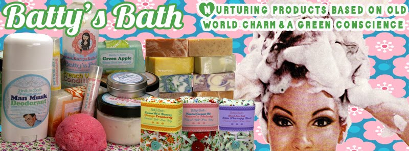 Batty's Bath: Handmade Soap Canada