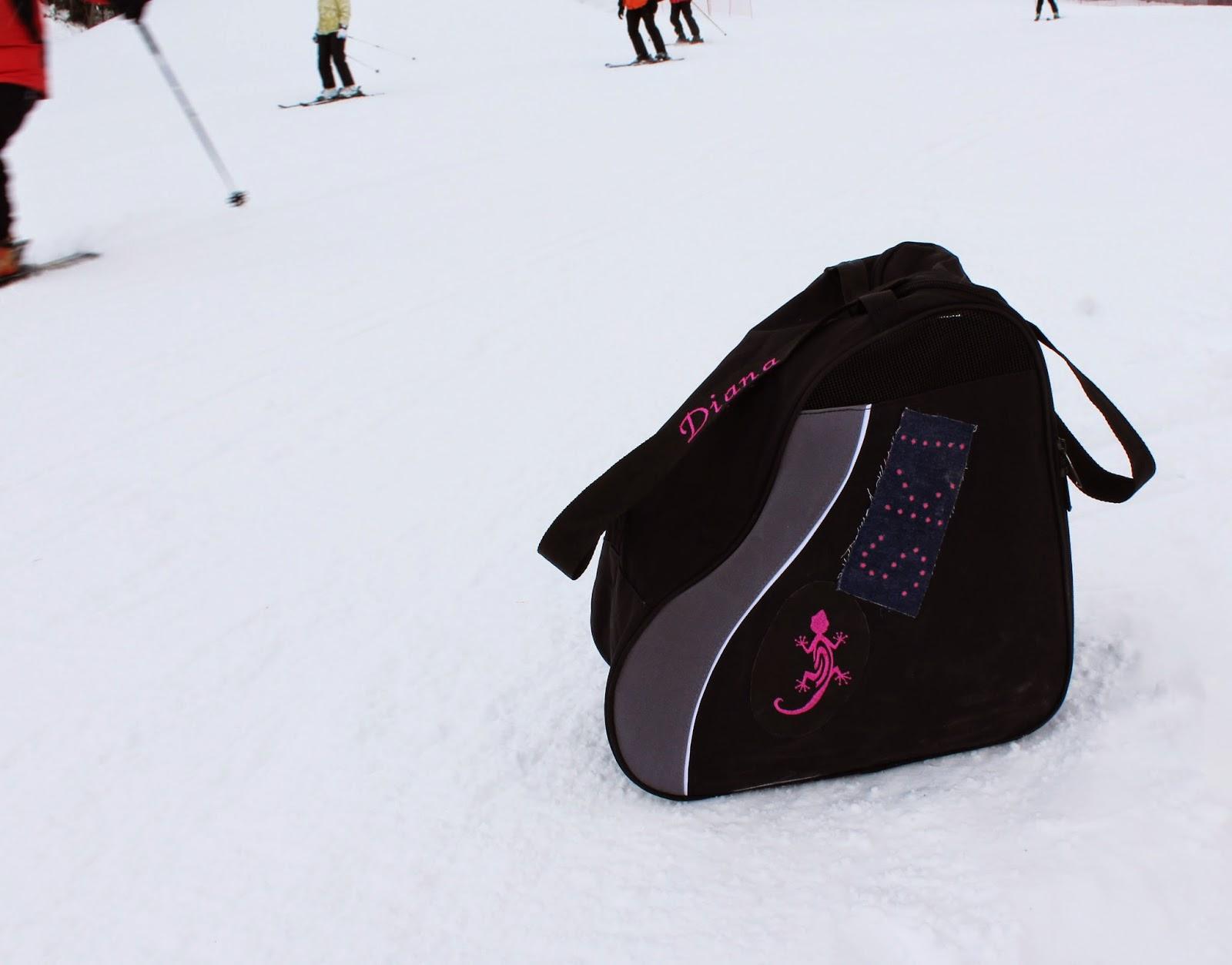 snow, ski, decathlon, blog DIy majsterkowanie, kobieta majsterkuje