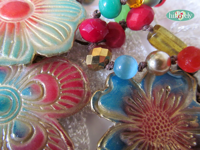 POLYMER CLAY TUTORIAL,fimo tutorial,polymer clay pendants,polymer clay necklace,hilla bushari,hillovely