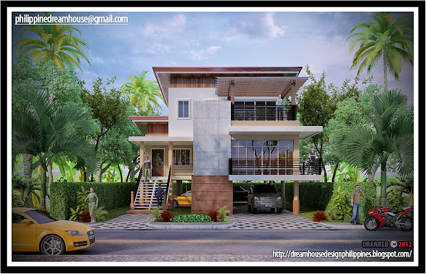 Elevated House Design Philippines